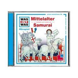 Hörbücher: Was ist was Hörspiel-CD: Mittelalter/ Samurai  von Haderer Kurt von Haderer Kurt