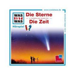 Hörbücher: Was ist was Hörspiel-CD: Die Sterne/ Die Zeit  von Haderer Kurt von Haderer Kurt