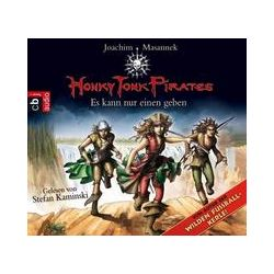 Hörbücher: Honky Tonk Pirates 04. Es kann nur einen geben  von Joachim Masannek