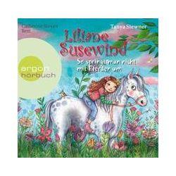 Hörbücher: Liliane Susewind - So springt man nicht mit Pferden um  von Tanya Stewner