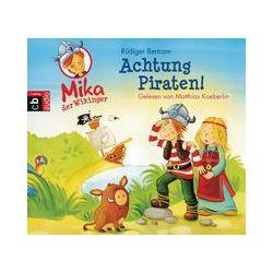 Hörbücher: Mika, der Wikinger 02. Achtung Piraten!  von Rüdiger Bertram
