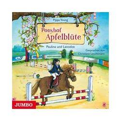 Hörbücher: Ponyhof Apfelblüte 02. Paulina und Lancelot  von Pippa Young