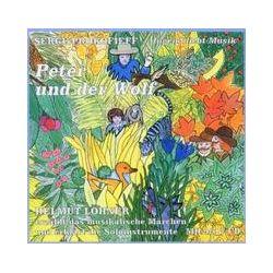 Hörbücher: Peter Und Der Wolf