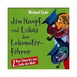 Hörbücher: Jim Knopf und Lukas der Lokomotivführer 2. CD  von Michael Ende