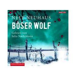 Hörbücher: Böser Wolf  von Nele Neuhaus