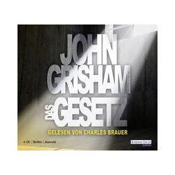 Hörbücher: Das Gesetz  von John Grisham