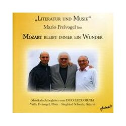 Hörbücher: Mozart bleibt immer ein Wunder
