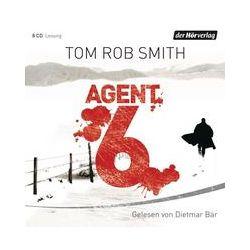 Hörbücher: Agent 6  von Tom Rob Smith