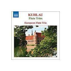 Hörbücher: Trios Für Drei Flöten  von Friedrich Kuhlau