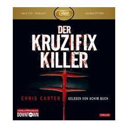 Hörbücher: Der Kruzifix Killer  von Chris Carter
