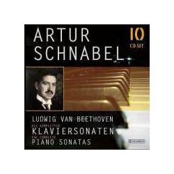 Hörbücher: Sämtliche Klaviersonaten 1-32 (GA)-Wallet Box  von Ludwig van Beethoven
