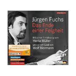 Hörbücher: Das Ende einer Feigheit  von Jürgen Fuchs