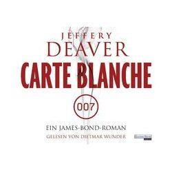 Hörbücher: Carte Blanche  von Jeffery Deaver