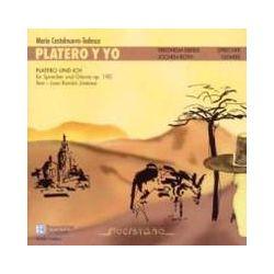 Hörbücher: Platero Und Ich  von Mario Castelnuovo-Tedesco