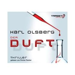 Hörbücher: Der Duft. 6 CDs  von Karl Olsberg