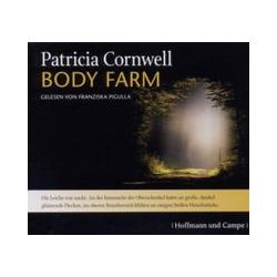 Hörbücher: Body Farm  von Patricia Cornwell