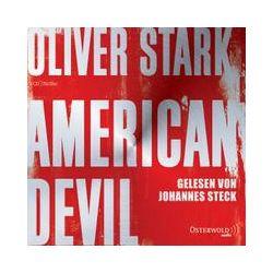 Hörbücher: American Devil  von Oliver Stark