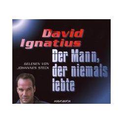 Hörbücher: Der Mann, der niemals lebte  von David Ignatius von Lutz Magnus Schäfer
