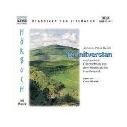 Hörbücher: Kannitverstan, 1 Audio-CD  von Johann P. Hebel