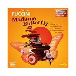 Hörbücher: Puccini: Madame Butterfly  von Giacomo Puccini