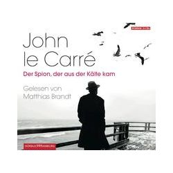 Hörbücher: Der Spion, der aus der Kälte kam  von John Le Carré