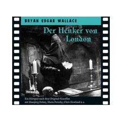 Hörbücher: Der Henker von London, 1 Audio-CD  von Bryan E. Wallace