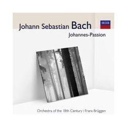 Hörbücher: Johannes-Passion (Gesamtaufnahme)  von Johann Sebastian Bach von Orchestra Of The 18th Century