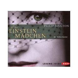 Hörbücher: Das Einstein-Mädchen  von Philip Sington