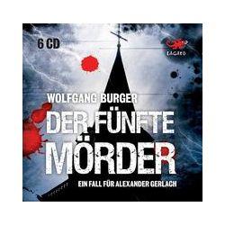 Hörbücher: Der fünfte Mörder  von Wolfgang Burger