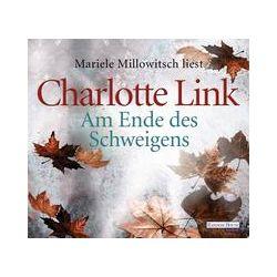 Hörbücher: Am Ende des Schweigens  von Charlotte Link