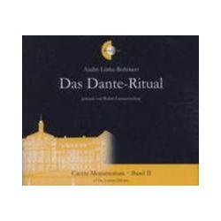 Hörbücher: Das Dante-Ritual, 4 Audio-CDs  von Andre Lütke-Bohmert