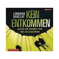 Hörbücher: Kein Entkommen  von Linwood Barclay