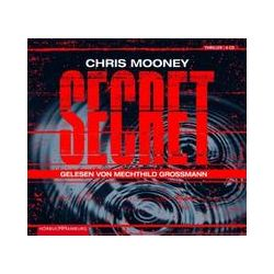 Hörbücher: Secret  von Chris Mooney
