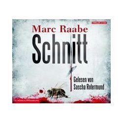 Hörbücher: Schnitt  von Marc Raabe
