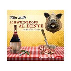 Hörbücher: Schweinskopf al dente  von Rita Falk