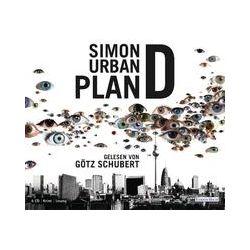 Hörbücher: Plan D  von Simon Urban