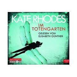 Hörbücher: Im Totengarten  von Kate Rhodes