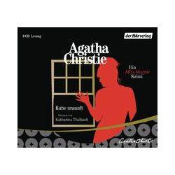 Hörbücher: Ruhe unsanft  von Agatha Christie