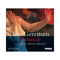 Hörbücher: Todsünde  von Tess Gerritsen