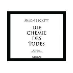 Hörbücher: Die Chemie des Todes  von Simon Beckett von Jochen Strodthoff