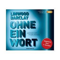Hörbücher: Ohne eine Wort (MP3-CD)  von Linwood Barclay von Rudolf Würth