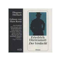Hörbücher: Der Verdacht  von Friedrich Dürrenmatt
