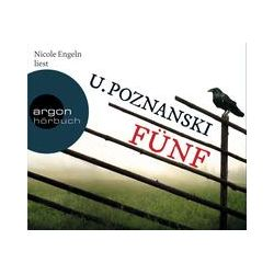 Hörbücher: Fünf (Hörbestseller)  von Ursula Poznanski