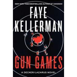 Hörbücher: Gun Games CD: Gun Games CD  von Faye Kellerman