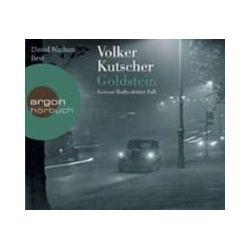 Hörbücher: Goldstein (Hörbestseller)  von Volker Kutscher