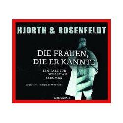 Hörbücher: Die Frauen, die er kannte  von Hans Rosenfeldt, Michael Hjorth von Julian Wollny