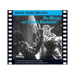 Hörbücher: Der Würger von Schloss Blackmoor, Audio-CD  von Bryan E. Wallace