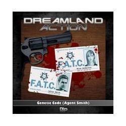 Hörbücher: Dreamland Action 01. Genetic Code (Agent Smith 1)  von Erik Albrodt