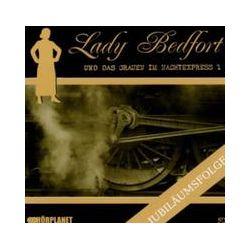 Hörbücher: Lady Bedfort 50. Das Grauen im Nachtexpress Teil 1  von John Beckmann