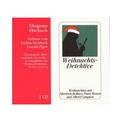 Hörbücher: Weihnachtsdetektive  von Arthur Conan Doyle, Gilbert Keith Chesterton, Margery Allingham